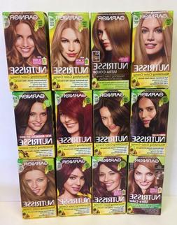 Garnier Nutrisse Nourishing Color Creme --  CHOOSE YOUR COL