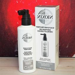 NIOXIN 1 Scalp & Hair Treatment Natural hair Light Thinning