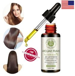 100% Natural Hair Care  Essential Oil Products Moisturizing