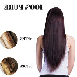100% PURE Hydrolysed Keratin DIY Hair Treatment STRAIGHT HAI