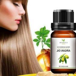 10ML Argan Oil Hair Care Nourish Scalp Treatment Smooth Dama