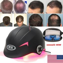 128 Diodes Laser Cap LLLT Hair reGrowth Therapy Hair Loss Tr