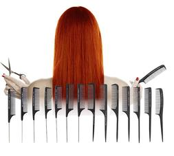 13 styles <font><b>Hair</b></font> Pointed Tail Comb Nicety