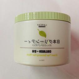17foz Green Tea Collagen Q10 Hair Mask Detox Treatment Condi