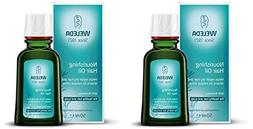- Weleda - Nourishing Hair Oil Rosemary | 50ml | 2 PACK BUN