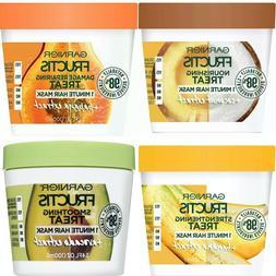 2 Pack Garnier Fructis 1 Minute Hair Treat 3.4 FL OZ Choose
