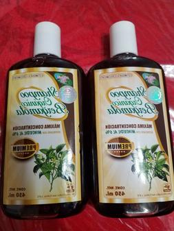 2 Shampoo Bergamot Organic with Minoxidil promote Growth Hai
