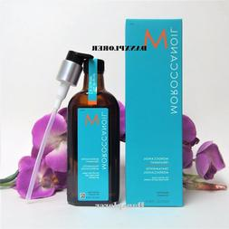 MOROCCANOIL HAIR TREATMENT 200ml / 6.8 oz MOROCCAN OIL w/PUM