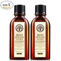 2X Organic Argan Oil 2 oz Imported From Morocco 100% Pure Na