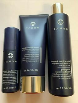 3 IRT: Spray Monat Hair Shampoo,Intense Repair Treatment, Co
