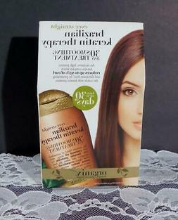 OGX 30 Day Smoothing Treatment, Ever Straight Brazilian Kera