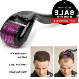 540 Micro-needling Derma Roller Hair Beard Regrowth Anti Hai