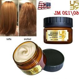 60/120ML Hair Repair Mask Magical keratin Repairs Hair Root