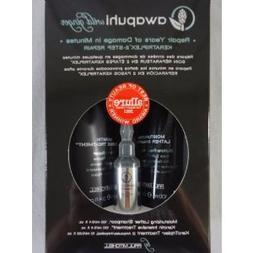 Awapuhi Wild Ginger KeraTriplex 2-Step Repair Hair Set Shamp