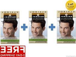 Clairol Natural Instincts for Men Hair Color, Brown Black