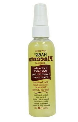 Hask Placenta Original Leave-In Instant Conditioning treatme