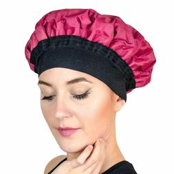 Luxury Hair Cap for Deep Conditioning. A heat cap to Hydrate