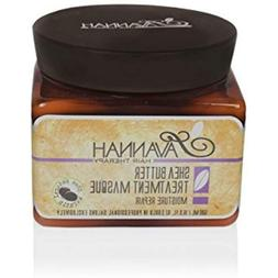 Savannah Hair Therapy Treatment Mask - Shea Butter, Cotton a