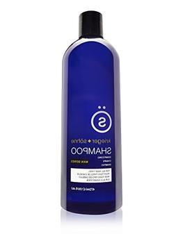 Shampoo for Mens Hair - Contains Invigorating Tea Tree Oil -