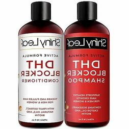 DHT Blocker Anti Hair Loss Shampoo and Conditioner set with