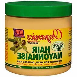 Organics Africa's Best Organic Hair Mayonnaise, 18 Ounce