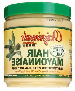 Africa's Best Organics Hair Mayonnaise 443 ml Jar
