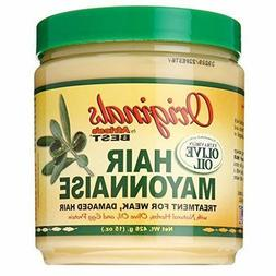 Africa's Best Originals Hair Mayonnaise Treatment For Weak,