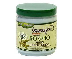 Africas Best Originals Olive Oil Deep Conditioner Treatment