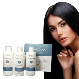 Nutree Professional Amazonliss Brazilian Keratin Hair Straig
