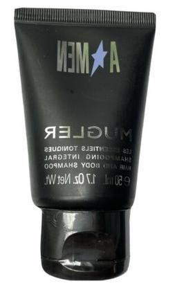 Thierry Mugler ANGEL MEN 1.7 oz 50 ml Hair and Body Shampoo