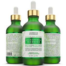 Anti Hair Loss Botanical Scalp Treatment / Lemongrass - Rose
