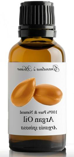 Pure Moroccan Argan Oil - 100% Natural - Best Hair Treatment