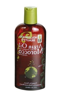 Hollywood Beauty Argan Oil Hair Treatment, 8 oz