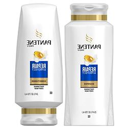 Pantene, Shampoo and Conditioner Kit, with Argan Oil, Pro-V