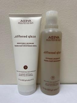 Avead Scalp Benefits Shampoo And Conditioner Set