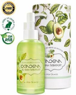Avocado hair treatment hair oil hair serum Korean Cruelty fr