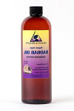 Baobab Oil Unrefined Organic Extra Virgin Cold Pressed by H&