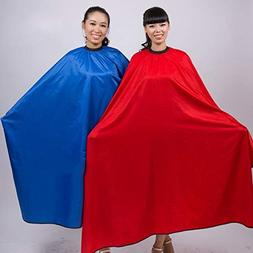 Barber Salon Gown Cape Hairdresser Hair Cutting Waterproof C
