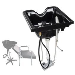 Barber Shop Adjustable Height Shampoo Bowls Wash Basin Sink