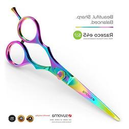 Suvorna Razeco E45 5.5 Inch Professional Barber Multicolor T