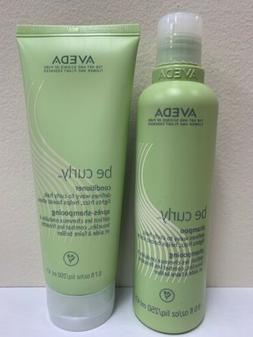 Aveda Be Curly Shampoo And Conditioner Set
