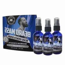 Beard Mass- New Hair Growth Serum with Minoxidil