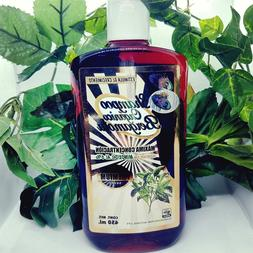 BERGAMOTA & MINOXIDIL shampoo ORGANICO / ARTESANAl / 100% OR