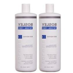 BOSLEY BOS REVIVE Shampoo and Conditioner Set Liter 33.8 oz