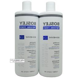 BOSLEY BOS REVIVE Shampoo and Conditioner Set - Visible Thin
