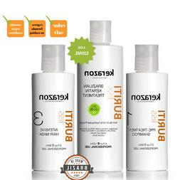 Brazilian Hair Keratin Treatment Complex Blowout 240ml/8oz K