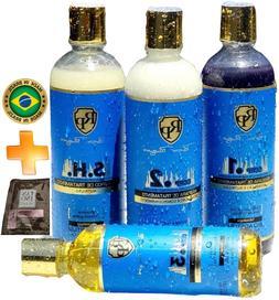 Brazilian Hair Treatment Ccrp 4 Steps Capillary Schedule Bio