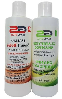 Brazilian SMART BOTOS Hair Treatment Formaldehyde Free Blowo