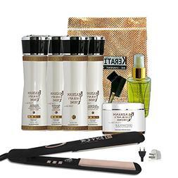 Keratin Cure Best Treatment BTX for Silky Soft Hair Formalde