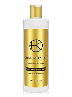 Brazilian Keratin Hair Treatment Professional Smoothing Comp
